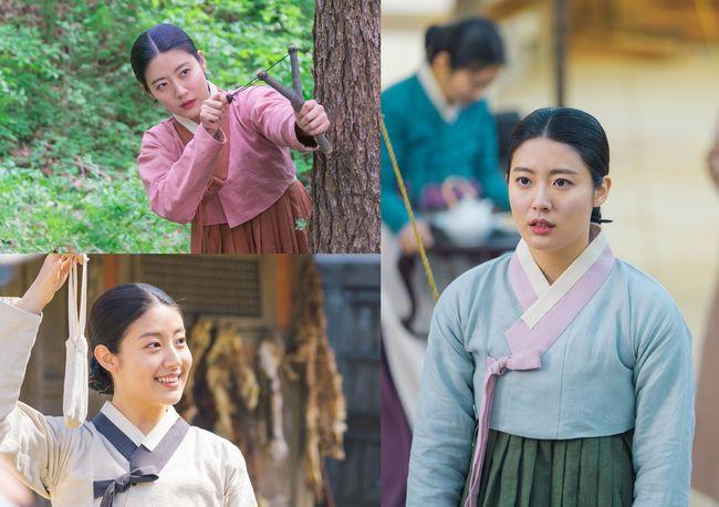 백일의 낭군님 남지현, 지금껏 본 적 없는 新여성 캐릭터 활약상