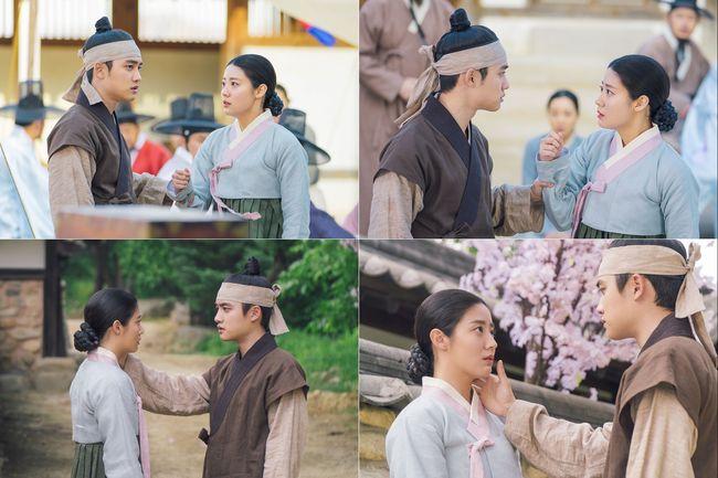 설렘+미묘..백일의낭군님 도경수♥남지현, 이 분위기 나만 편한가?