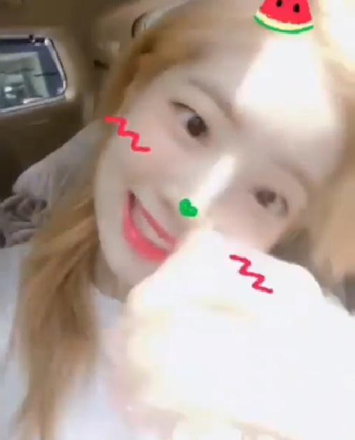 트와이스 다현, 귀여움 최대치 추석셀카 [★SHOT!]