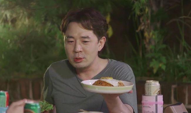 '야간개장' 붐 미방송분 밤라이프 공개..직접 요리에 데코까지