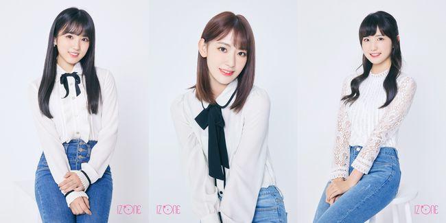 아이즈원 사쿠라·나코·히토미, AKB48 활동중단…아이즈원 집중 [공식입장]