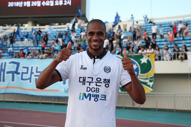 2골-1도움 에드가, K리그 1 29R MVP... K리그 2 키쭈