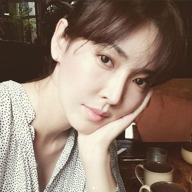이상우가 반한 미모♥..김소연, 우아한 분위기 여신 [★SHOT!]