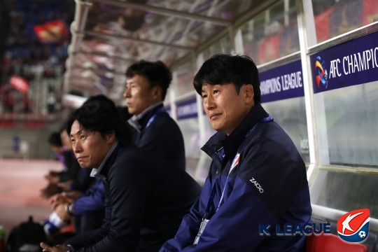 """이병근 감독대행, """"홈 2차전 반드시 승리해서 결승 간다"""""""