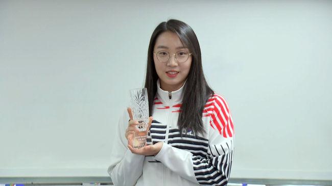 사격 임하나, MBN 여성스포츠대상 9월 MVP 수상