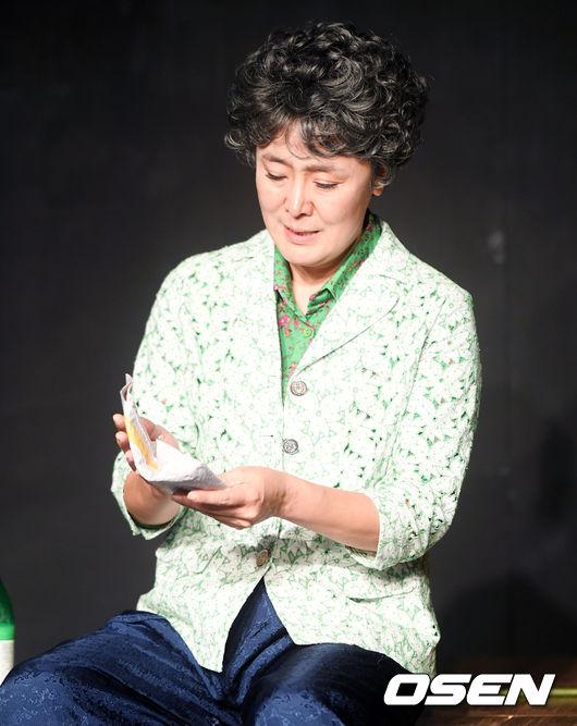 [사진]연극 내 친구 지화자 이순이 역 맡은 배우 이주화