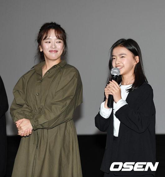 [사진]권소현-김시아, 미쓰백, 어떻게 보셨어요?