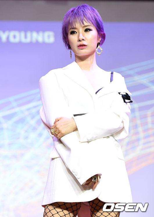 [사진]박기영,8집 앨범으로 돌아왔어요
