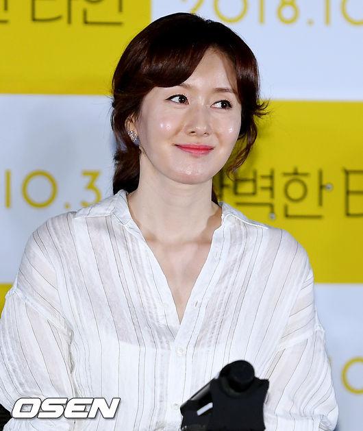 [사진]김지수, 옅은 미소