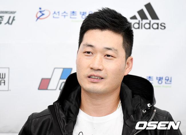 """[사진]오승환,""""한국 복귀 생각은 있다"""""""