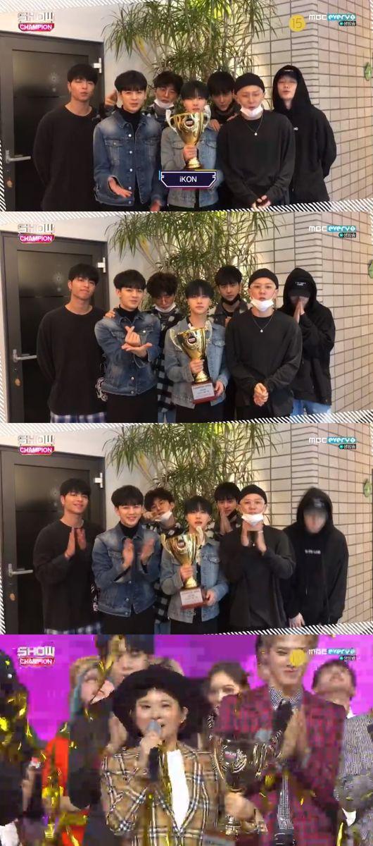 쇼챔 아이콘, 1위로 6관왕..NCT127·에이프릴·위키미키컴백[종합]