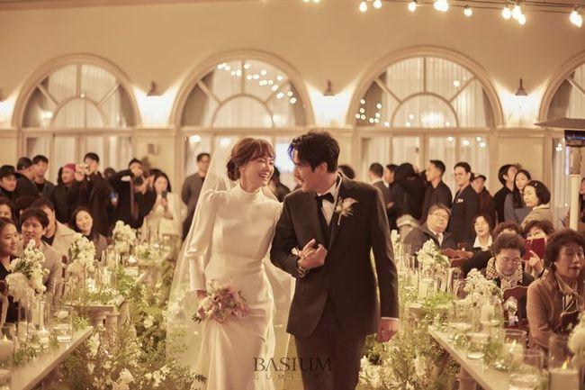 [단독] 양미라, 야외결혼 본식 사진공개 예쁜 가정 꾸릴게요(종합)