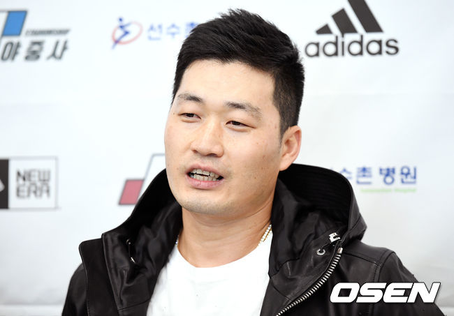 """[오쎈 현장] """"한국 가시니 좋으시겠어요"""" 오승환이 전한 진심"""