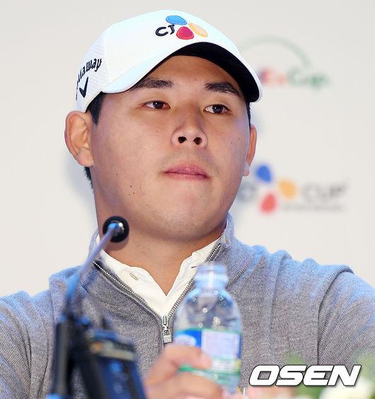 [사진]CJ 스폰서 대회 우승에 목마른 김시우