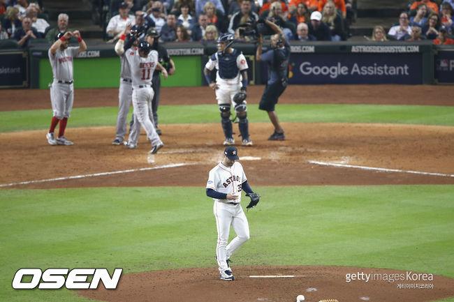 [ALCS] 엘리미네이션 ERA 1.27 벌랜더, 홈런 2방에 고배