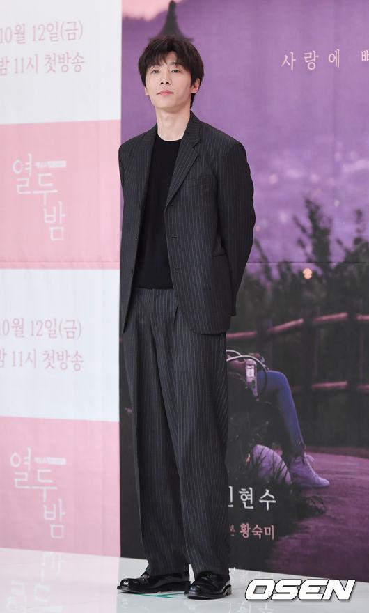 """신현수, 오늘 기흉 수술..'열두밤' 측 """"촬영분 많아 방송문제無""""[종합]"""