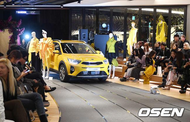 [사진]기아자동차 복합전시관 비트360에서 열린 국제패션아트 비엔날레