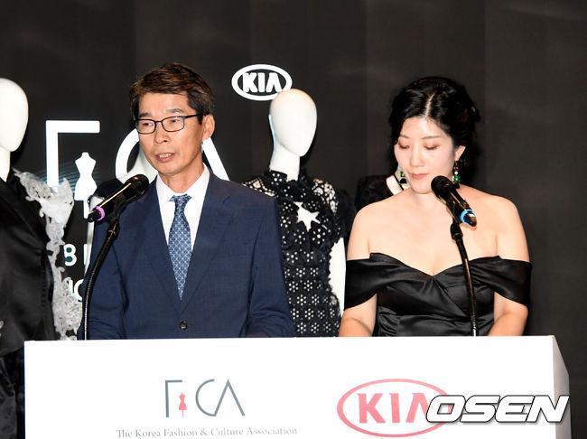[사진] 기아차와 함께한 패션아트 비엔날레, 권혁호 부사장 차와 패션은 곧 라이프스타일