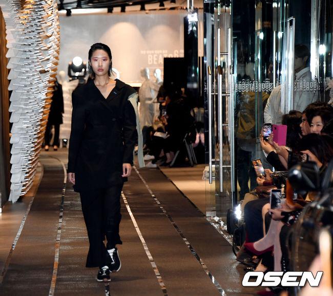 [사진] 기아차와 국제 패션아트 비엔날레의 만남, 더 K9 콘셉트의 모델 워킹
