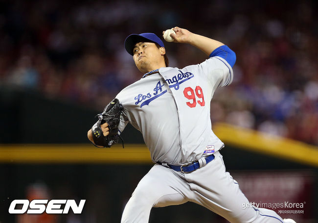 MLB.com 류현진 호투, 다저스 WS 위한 필수조건