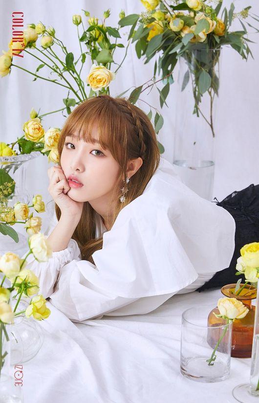 꽃같은 비주얼…아이즈원 최예나·안유진·나코, 성숙해진 여성美 [Oh!쎈 컷]