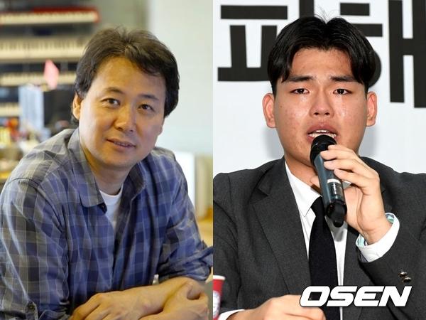 폭행 폭로→녹취록..김창환VS더 이스트라이트, 논란의 3일 타임라인(종합) [Oh!쎈 이슈]