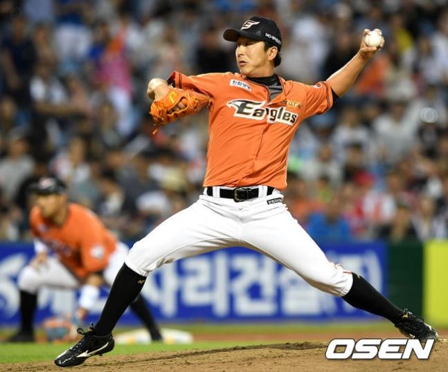 [준PO2] 정우람, 가을 야구는 경험보다 실력 중요