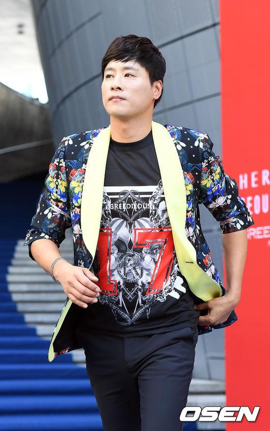 [사진]우지원,멋진 패션