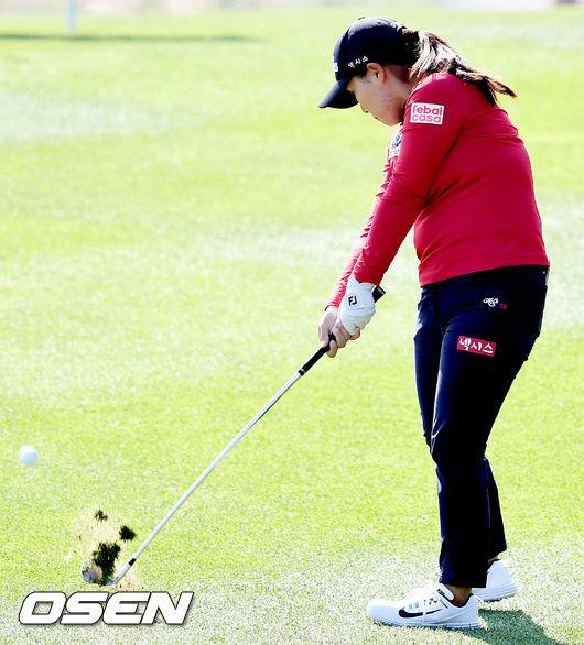 [사진]김보아, 강력한 임팩트