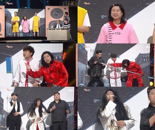 이수근, '개콘' 특별출연...든든한 지원군 자처 '개그계 의리남'