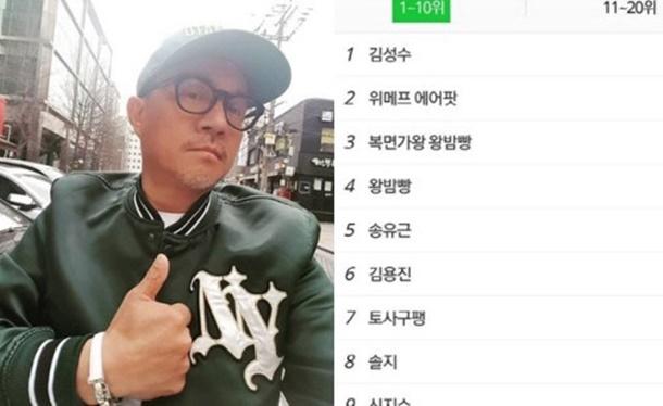쿨 김성수, 강서 PC방 살인 실검에 SNS글→뭇매 맞자 삭제(종합)[Oh!쎈 이슈]