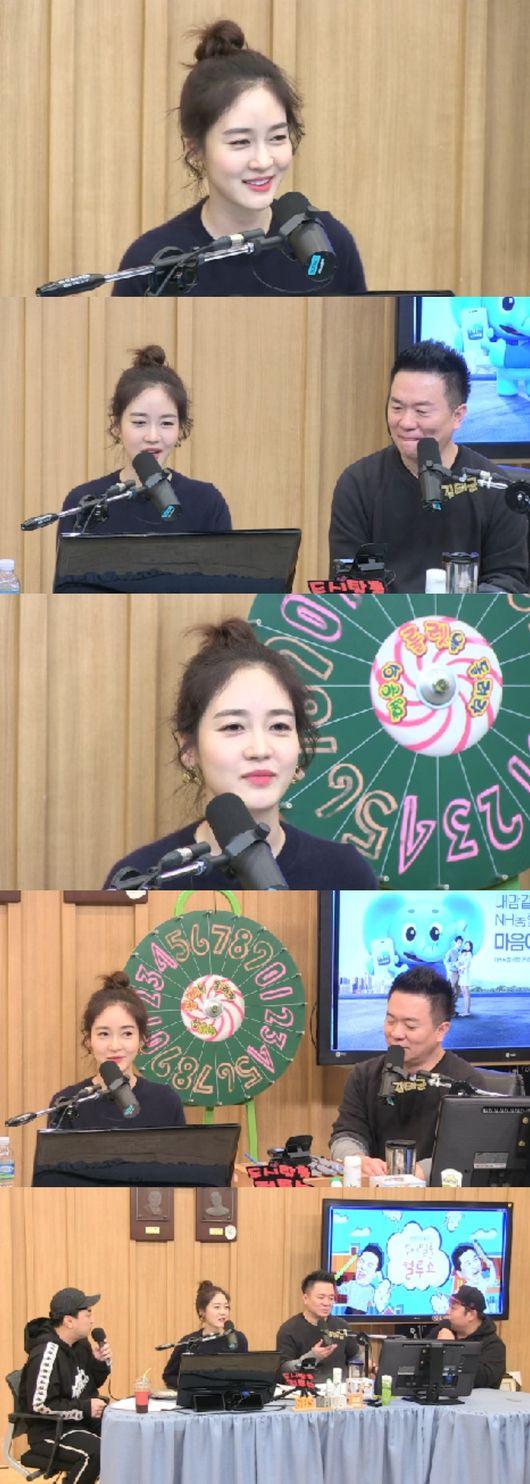 """""""핑클부터 연기까지"""" '컬투쇼' 원조요정 성유리의 여전한 상큼美 [종합]"""