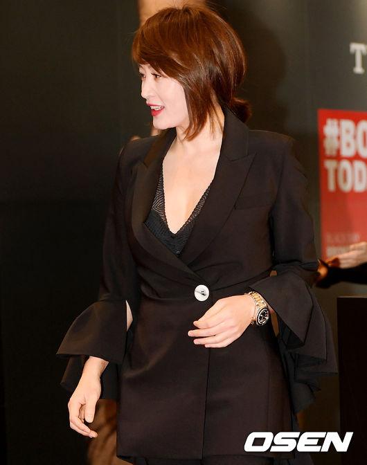 [사진]김혜수,모두가 놀란 입장