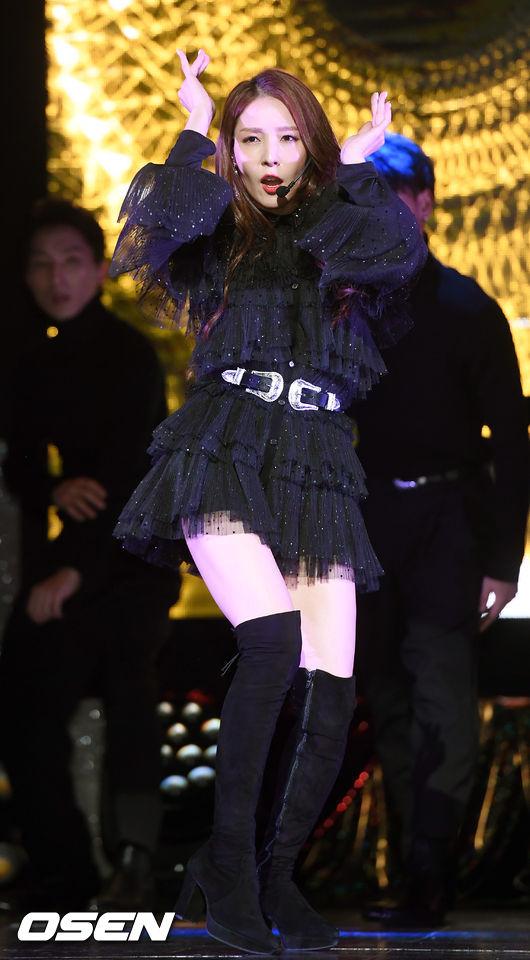 [사진]보아,환상적인 컴백 무대