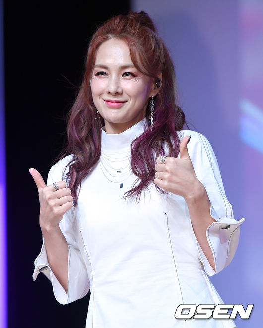"""""""새 앨범·1인기획사"""" 채연, 15년차 섹시 퀸의 새로운 도전 [Oh!쎈 현장]"""