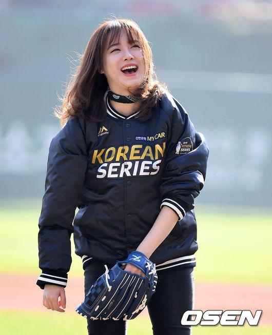 [사진]구혜선,해맑은 미소