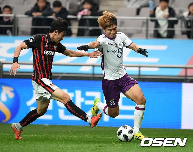 [사진]김동우,치고 들어간다