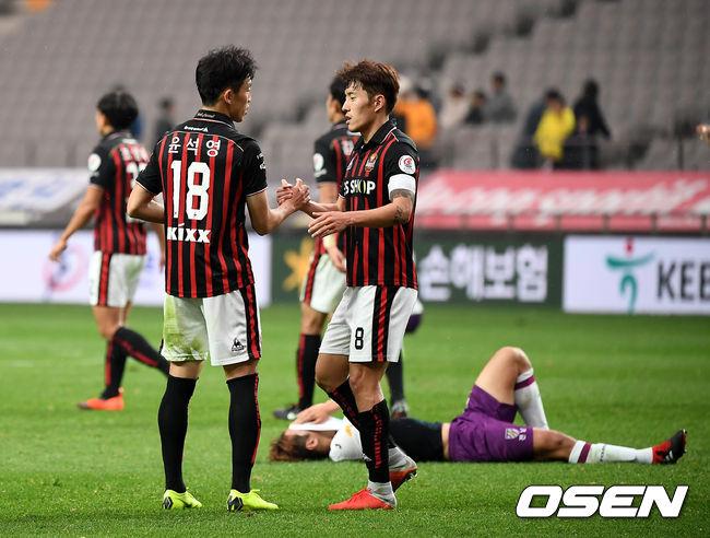 [사진]FC서울,귀중한 승점 3점