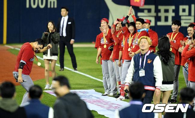 [사진]MVP의 댄스