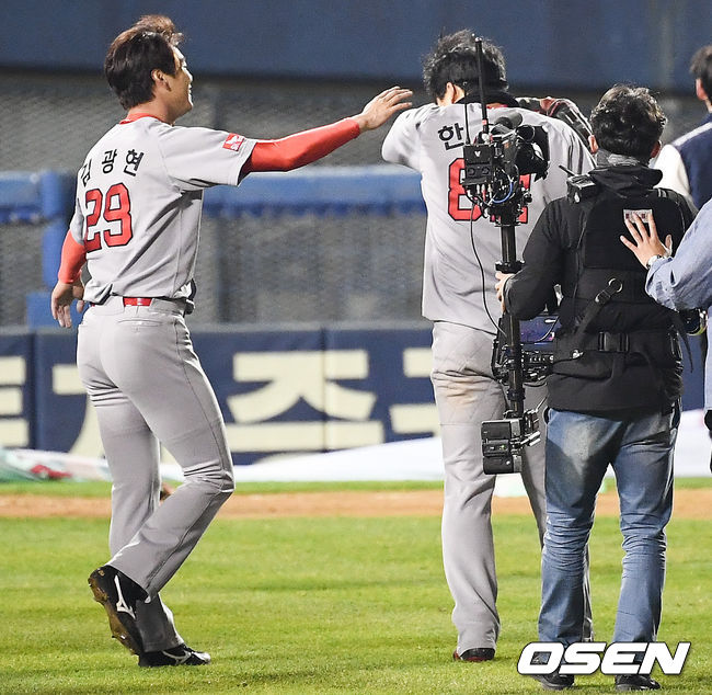 [사진]김광현,한동민! 울지마