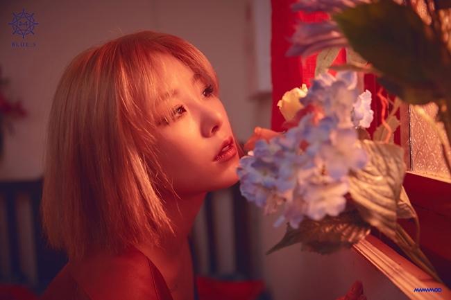 몽환+시크..마마무 휘인, 어느새 분위기 여신[Oh!쎈 컷]