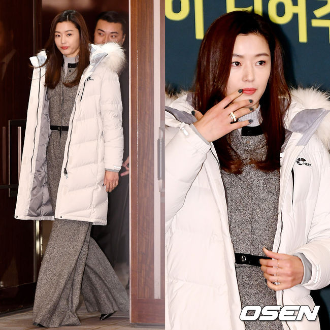 [사진]전지현, 아름다운 외모만큼 마음도 아름다운 배우