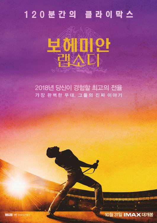 보헤미안 랩소디, 개봉 14일째 200만 돌파[공식입장]