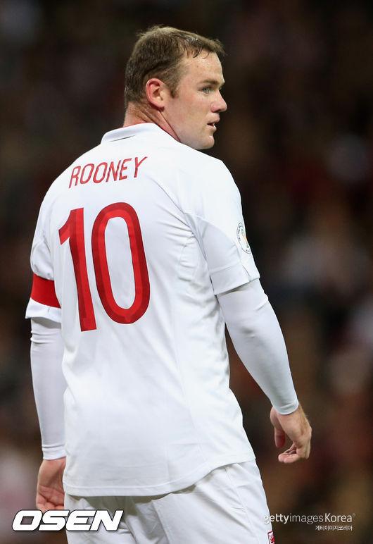 이별 위해 돌아온 루니, 웸블리서 잉글랜드 팬에게 작별 고한다