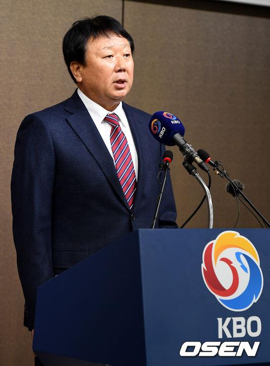 선동렬 대표팀 감독, 전격 자진 사퇴 명예 지키고 싶다