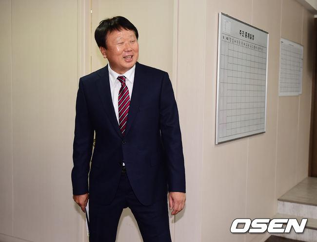 [사진]웃으며 떠나는 선동열 감독,감사했습니다