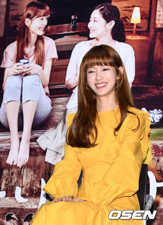 [사진]나혜미, 수줍게 미소를