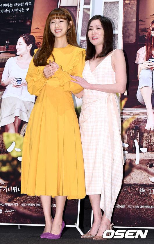 [사진]최정원-나혜미, 케미 기대하세요