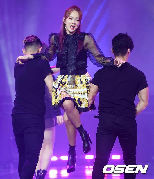 [사진]채연,돌아온 섹시퀸