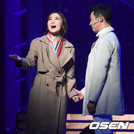 [사진]열연 펼치는 정연-안재욱